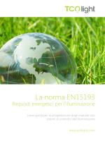 La norma EN15193 - calcolo dei consumi