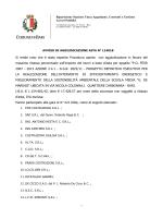 L14018 AVVISO AGGIUDICAZIONE INTEGRALE