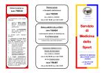 Servizio di Medicina dello Sport