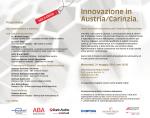 Innovazione in Austria/Carinzia.