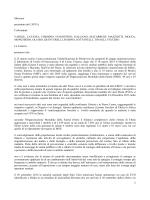 1 Mozione presentata da CAPUA Cofirmatari: VARGIU, CATANIA