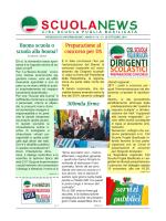 ScuolaNews 11/2014 - Cisl Scuola Puglia