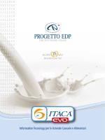 EVO COMPLETO - Progetto EDP