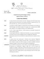 usr bologna :decreto 293/2014 posti sostegno in deroga