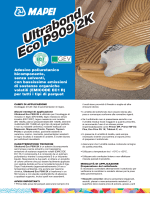 Ultrabond Eco P909 2K Ultrabond Eco P909 2K