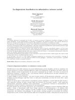 IRPET, Giulio Giovannoni e Raimondo Innocenti