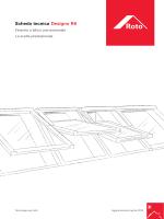 Scheda tecnica Designo R6 - Finestre per tetti Roto