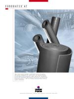 Tubi e lastre isolanti prodotti in elastomero estruso ed