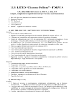 "I.I.S. LICEO ""Cicerone Pollione"" - FORMIA"