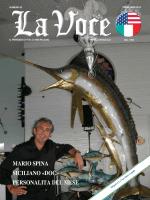 mario spina siciliano «doc» personalita del mese