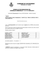 Castronno – Tari tariffe (PDF)