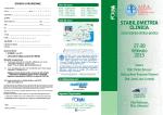Stabilometria Clinica corso teorico – clinico – pratico