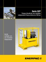 Serie SFP - Enerpac