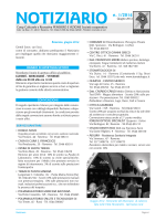 Notiziario n.1 - giugno 2014 - cooperativa Pensiero e Azione