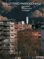 Bollettino Parrocchiale Estate 2014