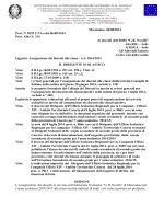 Assegnazione dei docenti alle cattedre a.s. 2014
