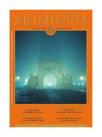 Scarica il numero 42 di Ariminum in formato PDF.