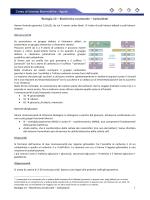 Biologia 14 - Biochimica strutturale