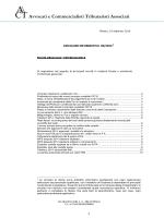 Avvocati e Commercialisti Tributaristi Associati