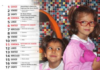 calendario giovinezze perenni 2015