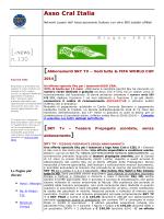 ASSOCRAL - aggiornamenti Giugno 2014