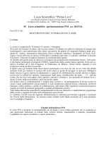 5C sc - Liceo Primo Levi
