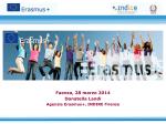 Erasmus+_ INDIRE - Informagiovani Faenza