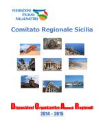 Comitato Regionale Sicilia - Federazione Italiana Pallacanestro