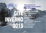 GITE INVERNO 2015