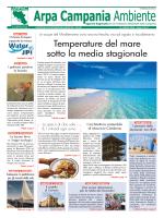 Magazine Arpa Campania Ambiente n. 14 del 31 luglio 2014