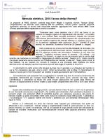 Governo e Autorità lavorano sul mercato elettrico