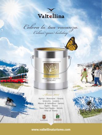 Catalogo Vacanze - Consorzio Turistico Valtellina Terziere Superiore