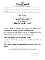 """""""SELE E ALBURNI"""""""