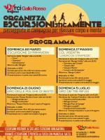 Circolo Gallo Rosso – Calendario escursioni 2015