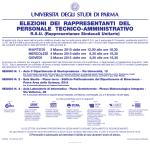 MANIFESTO ELEZIO 2015 - Università degli Studi di Parma