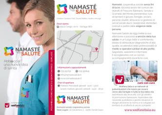 Abbraccia una nuova idea di sanità - Namaste Salute
