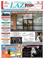 aprilia - Il Giornale del Lazio