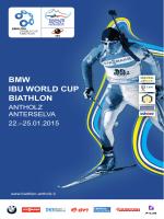 Invito Coppa del Mondo Biathlon squadre