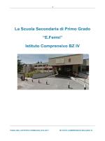 POF-fino – Fermi - Istituto Comprensivo Bolzano IV – Oltrisarco