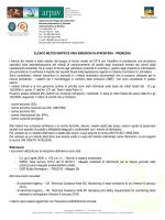 METODI ANALITICI laboratori ARPAV