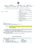 Vedi elenco dei vincitori pdf - Ufficio Scolastico Regionale per il
