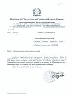 CIRC.N. 17 INDICAZIONI OPERATIVE UTILIZZO REGISTRO