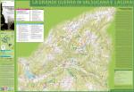 The Great War in Valsugana and Lagorai