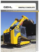 MINIPALE CINGOLATE - Edil Macchine srl