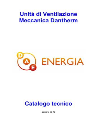 Catalogo VMC Giugno 2012