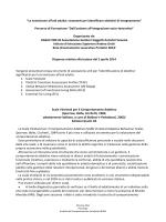 Dispensa - Istituto Gritti
