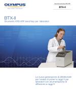 """XRD - Diffrattometro da Banco """"BTX II"""""""