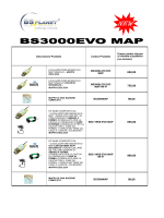 BS3000MAP BS3000LCR EVO MAP BS3000LCR EVO MAP WI