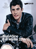 MaGASine Fall Winter 2014/15