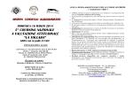 Programma Coursing 2014